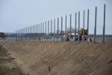 Prace na budowie S-5 w Kujawsko-Pomorskiem idą pełną parą. Nawet w weekendy [zdjęcia - 10.05.2021 r.]