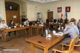 Spotkanie samorządowców w sprawie ewentualnej budowy zbiorników przeciwpowodziowych