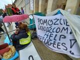 We wtorek protest w Opolu w sprawie trudnej sytuacji uchodźców na granicy polsko-białoruskiej