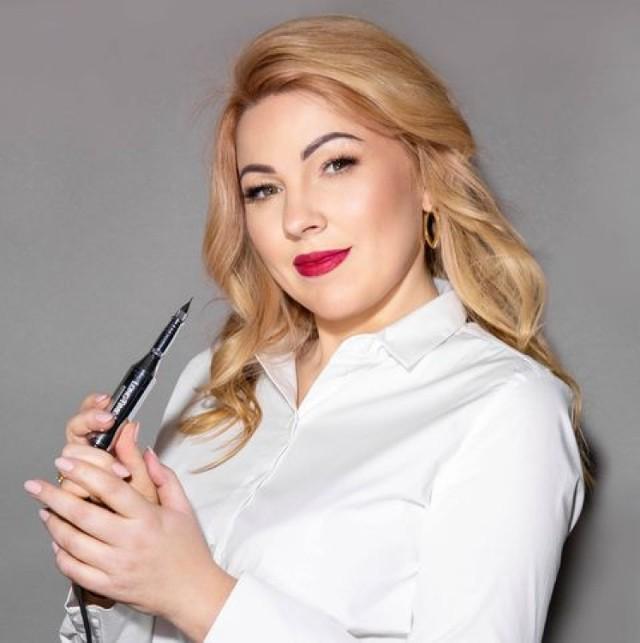 Sylwia Stańczak-Wieczorek z Krosna Odrzańskiego zdobyła prestiżową nagrodę w zawodach związanych z makijażem permanentnym.