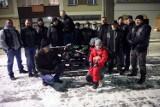 """""""Dopalacze Legnica"""" przekazali Mini Ścigacz Pocket Bike"""