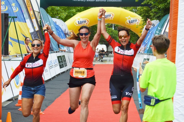 Lotto Triathlon Energy 2021 w Bełchatowie.