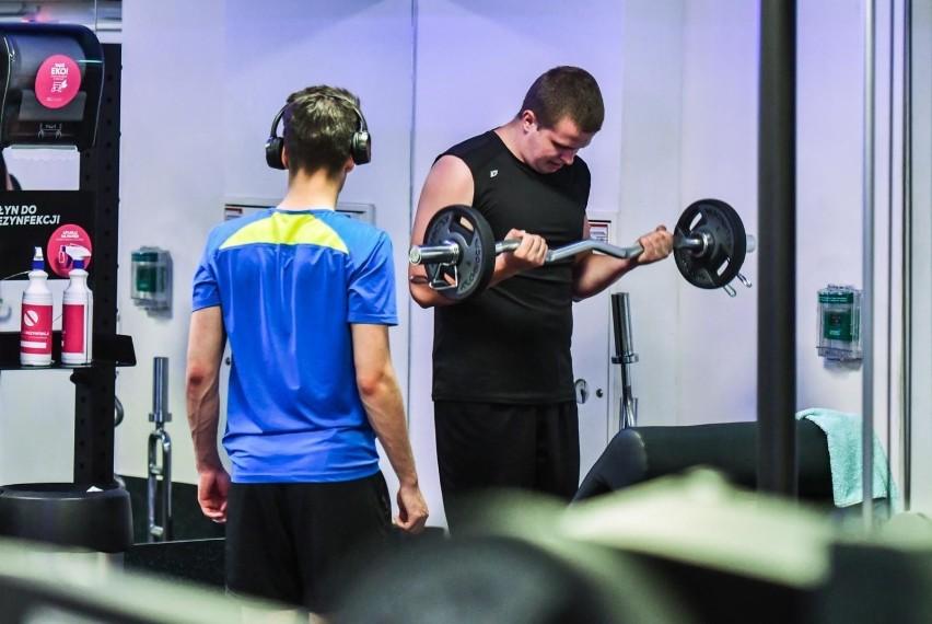]Nasi fotoreporterzy odwiedził siłownię Maximus oraz Klub...