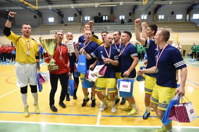 Mistrzostwa Polski Straży Pożarnej w futsalu w Żarach