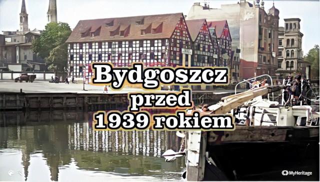 Tak prezentowała się Bydgoszcz przed nadejściem 1939 roku. Wiele miejsc i budynków nie przetrwało próby czasu i możemy je tylko oglądać na zdjęciach. Zobaczcie zdjęcia dawnej Bydgoszczy. Fotografie poddaliśmy cyfrowemu retuszowi i pokolorowaliśmy, by wydobyć z nich klimat. Zobaczcie dawną Bydgoszcz w kolorze.  Zobacz więcej zdjęć. Kliknij strzałkę obok fotki lub przesuń fotografię gestem>>>  Ponad 180 tysięcy fotografii z Narodowego Archiwum Cyfrowego: www.nac.gov.pl