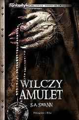 """Rozdaliśmy książkę """"Wilczy amulet"""""""