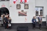 Odsłonięcie tablicy w 100. rocznicę odzyskania niepodległości i wybuchu Powstania Wielkopolskiego w Łabiszynie [zdjęcia, wideo]