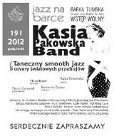 Smooth jazz na na wrocławskiej Barce!