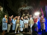 Gierczyce. Koło Bochni powstał chór Raba Gospel Choir, niedawno zadebiutował w formie koncertu online