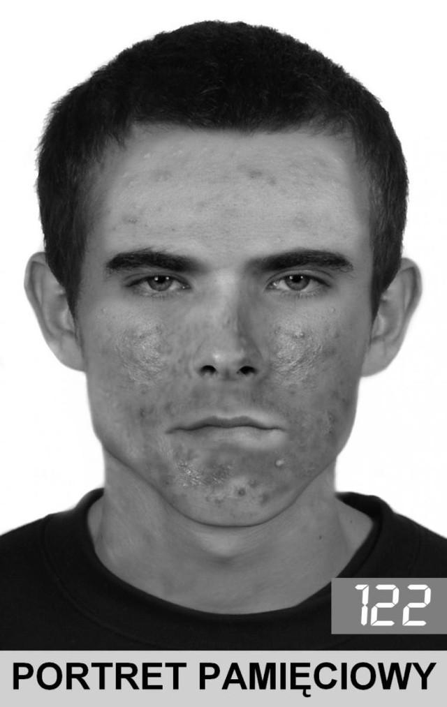 Portret pamięciowy podejrzewanego o pedofilię