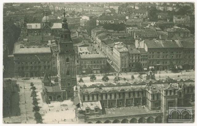 Zdjęcia pochodzą z zasobów Muzeum Historycznego Miasta Krakowa