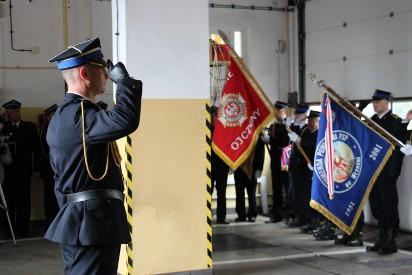 Września: Powiatowy Dzień Strażaka -  strażacy otrzymali awanse i wyróżnienia
