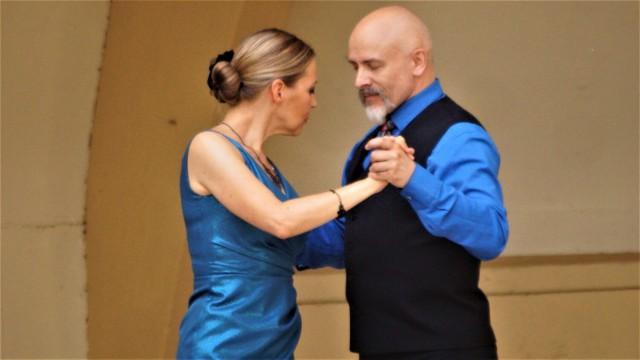Zespół Tango Mio wystąpił w ramach Inowrocławskiego Lata Muzycznego