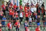 Raków Częstochowa wygrywa z Arką Gdynia. Kibice są szczęśliwi! Zobaczcie zdjęcia