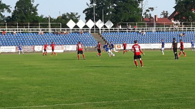 Po przegranej 0:3 z Puszczą Niepołomice i 1:2 z GKS Dopiewo, kolejnej, już trzeciej porażki w spotkaniu kontrolnym, doznała Obra 1912. Tym razem, kościaniacy przegrali u siebie z Huraganem Pobiedziska 1:3.