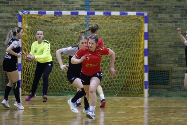 Euco - Uks Dziewiątka Legnica wygrała z Radzyminem.