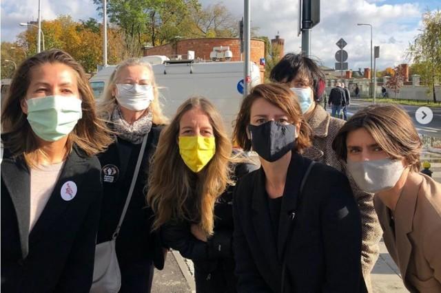 Gwiazdy przeciwko zaostrzeniu ustawy antyaborcyjnej. Zobacz, jak protestują!