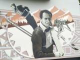 Mural ze skoczkami narciarskimi i pasterzami powstał w Szczyrku