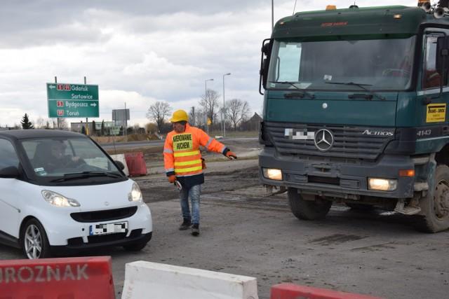 Tak wygląda obecnie postęp prac na S-5 na odcinku Bydgoszcz - Nowe Marzy