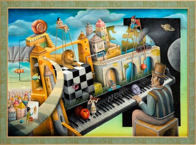 12 kwietnia 2013 roku odbędzie się II Aukcja Młodej Sztuki w ...