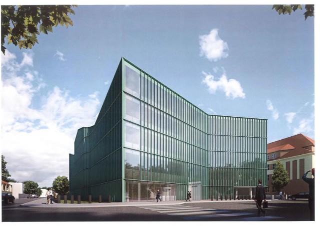 Ten projekt ma odchudzić wykonawca nowego gmachu sądu rejonowego w Nysie.