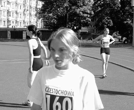 Aleksandra Jawor pobiegła w sobotę fenomenalnie. Foto: KRZYSZTOF SULIGA