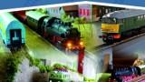 W Kołobrzegu na Dzień Dziecka wystawa makiet kolejowych