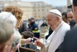 Papież Franciszek pobłogosławił małopolskiego Tele-Anioła