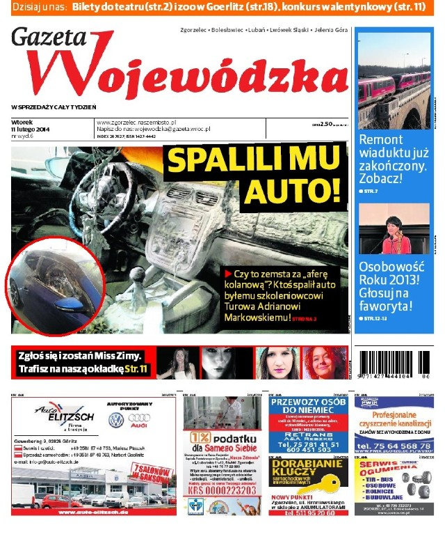 Gazeta Wojewódzka 11-17.02