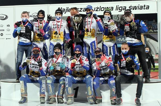 FOGO Unia Leszno przystępuje do obrony mistrzowskiego tytułu, choć już w innym składzie