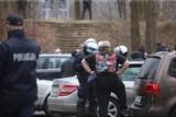 Kibice kontra policja w Sosnowcu - zobacz ZDJĘCIA. To działo się pod Stadionem Ludowym