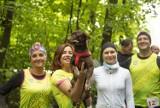 Bieg leśny 2021 w Rybniku - zobacz ZDJĘCIA. Zawodnicy mieli do pokonania 5 i 10 km leśnymi ścieżkami
