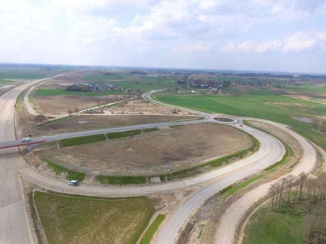 Budowa trasy Via Baltica na odcinku Raczki-Wysokie (gm. Kalinowo)