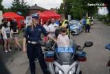 Policjanci z Sosnowca przypominali o zmianach w przepisach drogowych