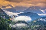 W tych miejscach czas się zatrzymał. Najpiękniejsze zamki Europy. Zobacz zdjęcia