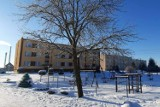 Maleńkie Majewo niedaleko Gniewu w śnieżnej oprawie. Zobacz te piękne widoki