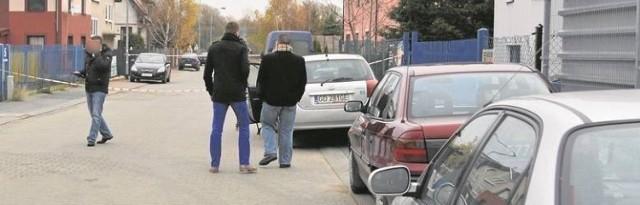 Do strzelaniny doszło przy ulicy Cechowej w Pruszczu Gd.