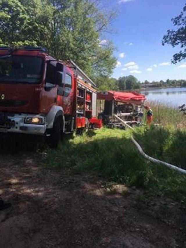 Strażacy z powiatu międzychodzkiego ćwiczyli w lasach na terenie czterech nadleśnictw.