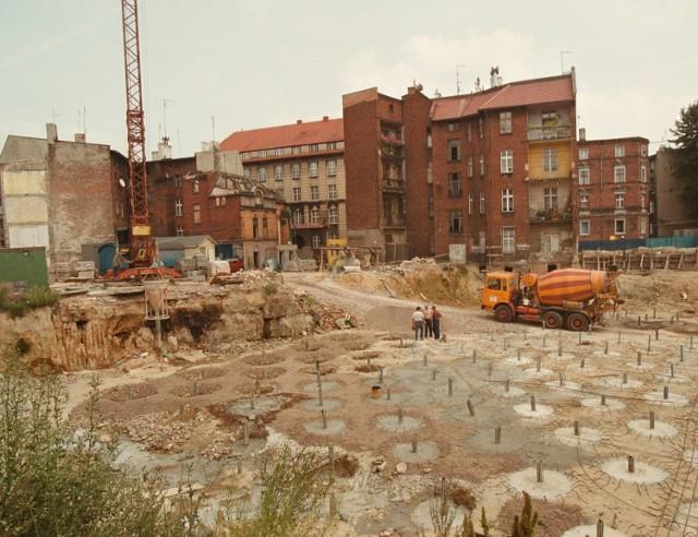 Budowa w Bytomiu
