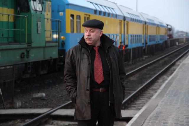 Ryszard Gołuchowski, pracownik kolei, toczy sądowy spór  z Przewozami Regionalnymi