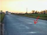 Niebezpieczna droga Krotoszyn - Rozdrażew. PZD nie reaguje