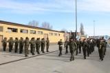 Nowi mundurowi zaprzysiężeni. 46 elewów złożyło uroczyste zobowiązanie