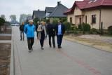 Ulica Rumiankowa w Krotoszynie już gotowa [ZDJĘCIA]