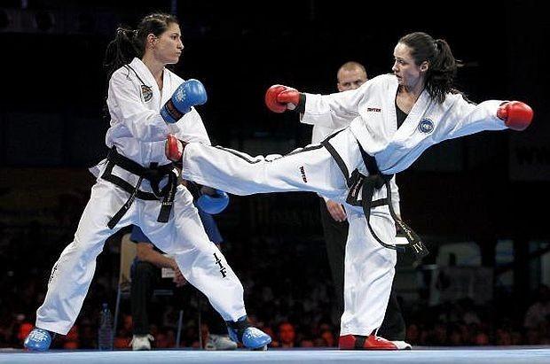 Zawody Taekwon-Do - zdjęcie ilustracyjne