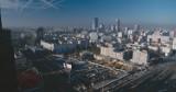 Varso. Budują najwyższy wieżowiec w Unii Europejskiej. Zobaczcie, na jakim etapie są prace [WIDEO]