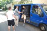Fałszywy policjant chciał wyłudzić 178 tysięcy złotych. Na miejscu zamiast pieniędzy czekali funkcjonariusze
