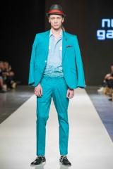 Fashion Week 2014 w Łodzi: Pokaz portugalskiego projektanta Nuno Gamy [ZDJĘCIA]