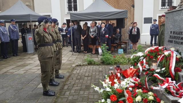 Kaliszanie uczcili 77. rocznicę wybuchu Powstania Warszawskiego