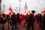 Organizatorzy Marszu Niepodległości wyprowadzą się z miejskiego lokalu? Tego żąda stołeczny ratusz