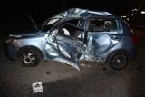 Śmiertelny wypadek w miejscowości Karbowo [ZDJĘCIA]